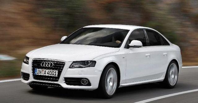 2009 Audi A4 2.0 TFSI  第7張相片