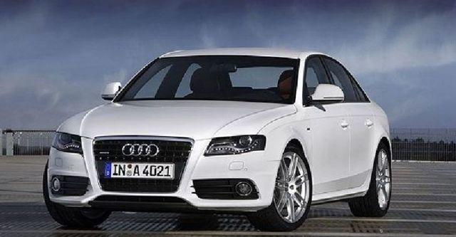 2009 Audi A4 2.0 TFSI  第8張相片