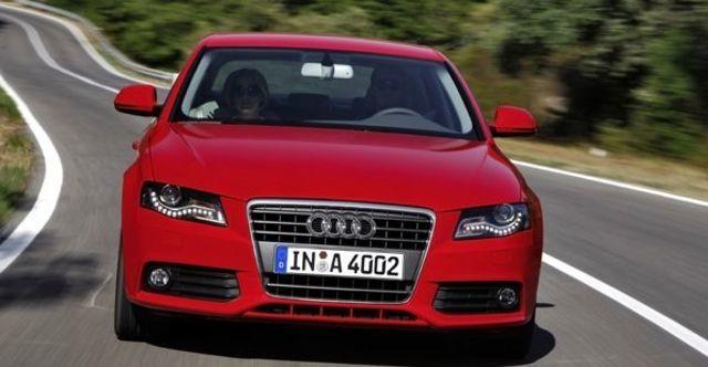 2009 Audi A4 2.0 TFSI  第9張相片