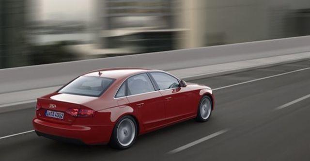 2009 Audi A4 2.0 TFSI  第10張相片