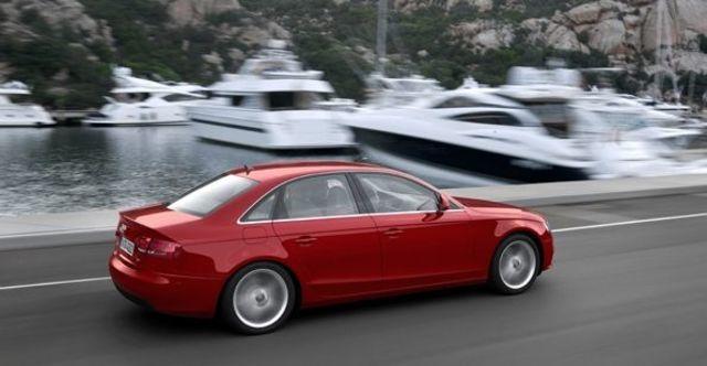 2009 Audi A4 2.0 TFSI  第11張相片