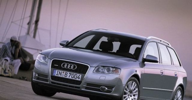 2009 Audi A4 Avant 1.8 TFSI  第2張相片