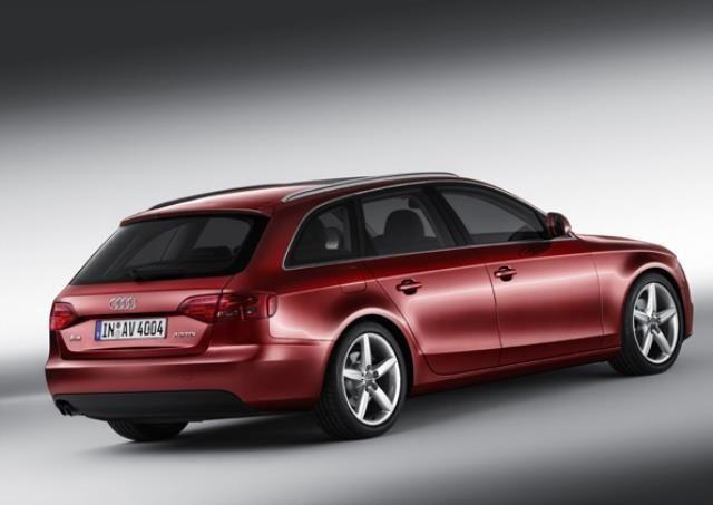 2009 Audi A4 Avant 1.8 TFSI  第3張相片