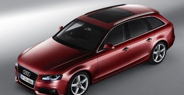 2009 Audi A4 Avant 1.8 TFSI  第4張相片