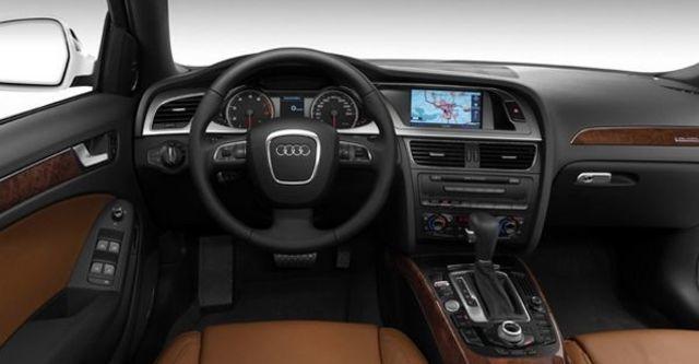 2009 Audi A4 Avant 1.8 TFSI  第7張相片