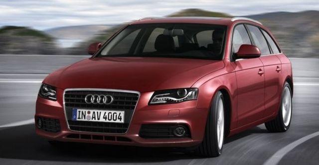 2009 Audi A4 Avant 1.8 TFSI  第8張相片