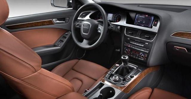 2009 Audi A4 Avant 1.8 TFSI  第11張相片