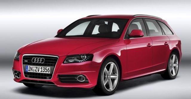 2009 Audi A4 Avant 1.8 TFSI  第12張相片