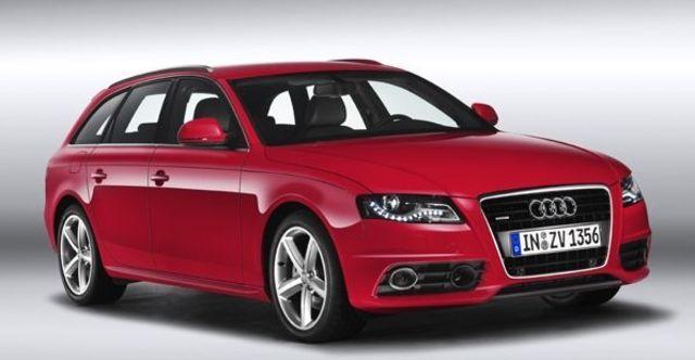2009 Audi A4 Avant 1.8 TFSI  第13張相片