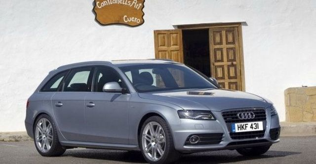 2009 Audi A4 Avant 3.2 FSI Quattro  第9張相片