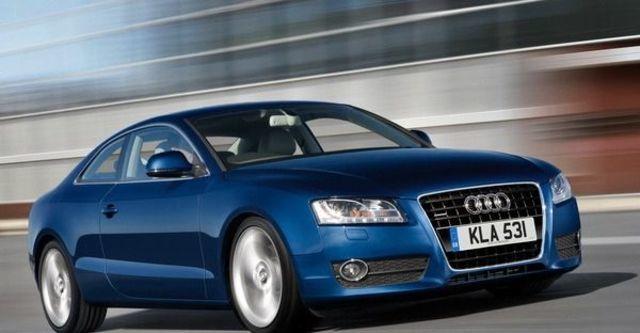 2009 Audi A5 3.2 Quattro  第1張相片