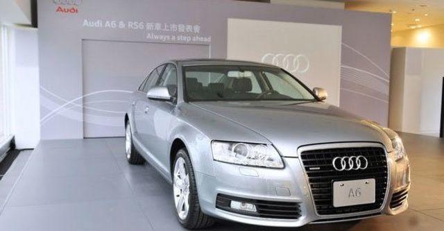 2009 Audi A6 2.0 TFSI  第1張相片