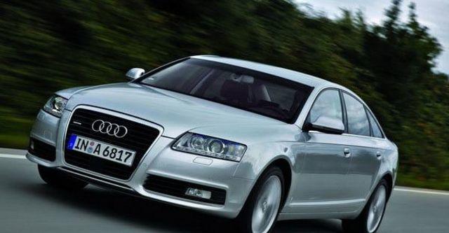 2009 Audi A6 2.0 TFSI  第4張相片