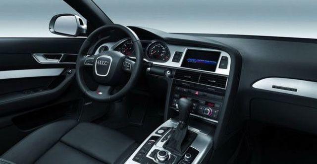 2009 Audi A6 2.0 TFSI  第8張相片
