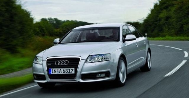 2009 Audi A6 2.8 FSI Quattro  第5張相片