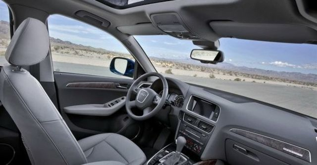 2009 Audi Q5 2.0 TFSI Quattro  第4張相片