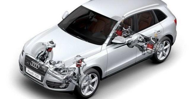 2009 Audi Q5 2.0 TFSI Quattro  第11張相片