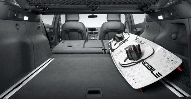 2009 Audi Q5 2.0 TFSI Quattro  第12張相片