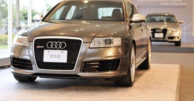 2009 Audi RS6 5.0 V10  第1張相片