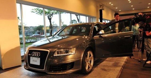 2009 Audi RS6 5.0 V10  第2張相片