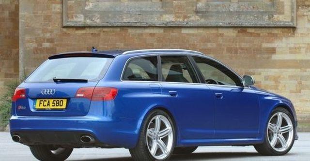 2009 Audi RS6 5.0 V10  第4張相片