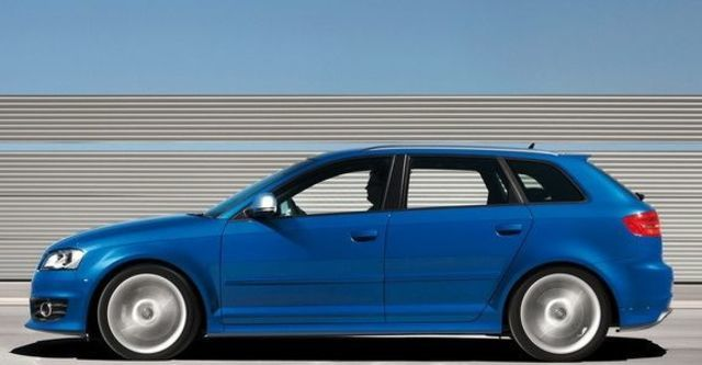 2009 Audi S3 Sportback  第3張相片