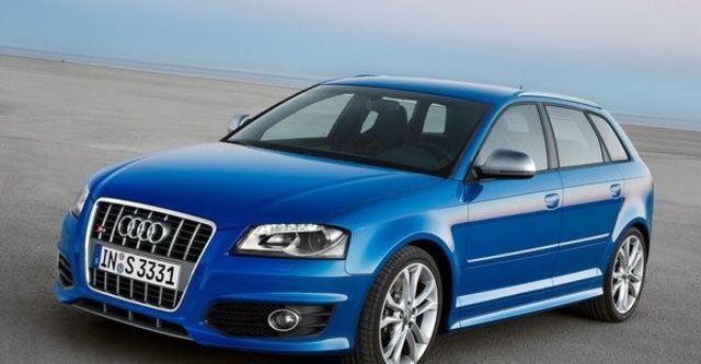 2009 Audi S3 Sportback  第4張相片