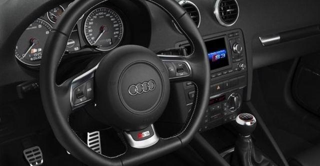 2009 Audi S3 Sportback  第6張相片