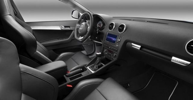 2009 Audi S3 Sportback  第8張相片