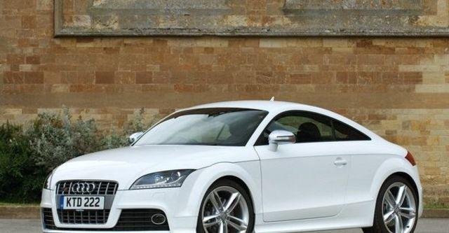 2009 Audi TT 2.0 TFSI  第1張相片