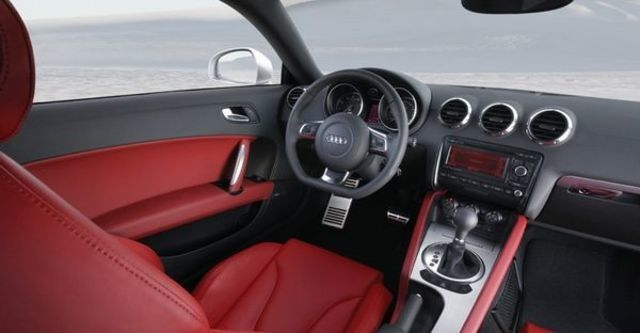 2009 Audi TT 2.0 TFSI  第9張相片