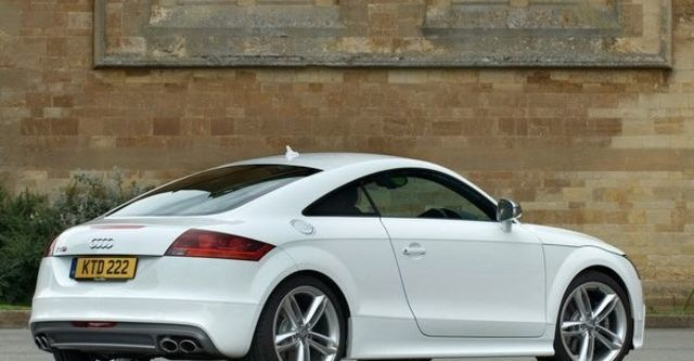 2009 Audi TT 2.0 TFSI  第11張相片