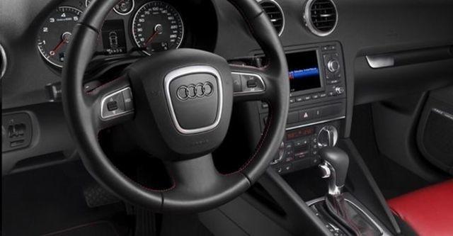 2008 Audi A3 1.4 TFSI  第7張相片