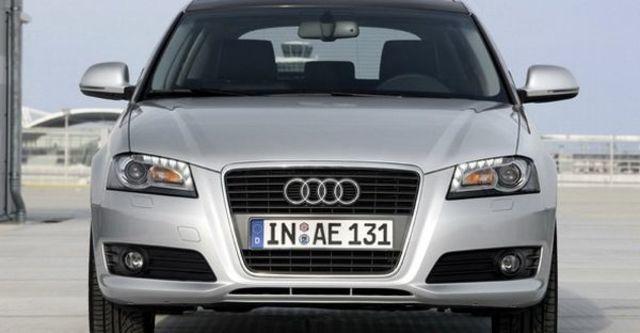 2008 Audi A3 1.6  第1張相片
