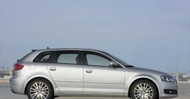 2008 Audi A3 1.6  第4張相片