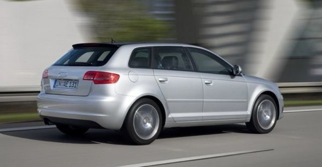 2008 Audi A3 1.6  第5張相片