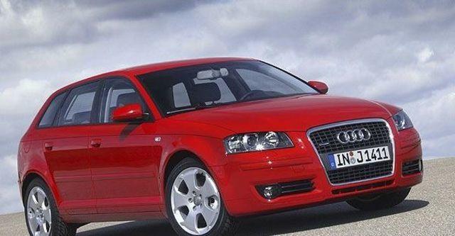 2008 Audi A3 1.6  第6張相片
