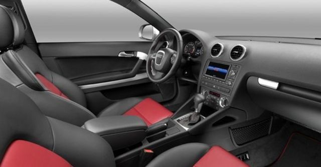 2008 Audi A3 1.6  第7張相片