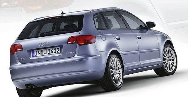 2008 Audi A3 2.0 TFSI  第3張相片