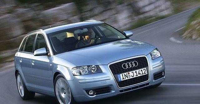 2008 Audi A3 2.0 TFSI  第4張相片
