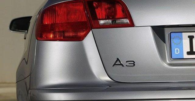 2008 Audi A3 2.0 TFSI  第9張相片
