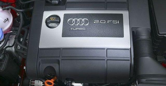 2008 Audi A3 2.0 TFSI  第11張相片
