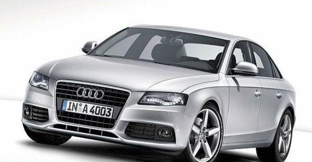 2008 Audi A4 1.8 TFSI  第4張相片