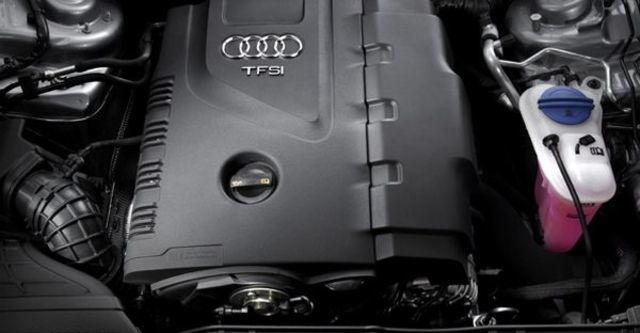 2008 Audi A4 1.8 TFSI  第8張相片