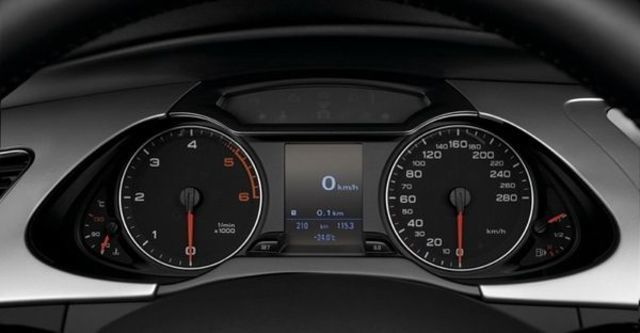 2008 Audi A4 3.2 FSI Quattro  第7張相片