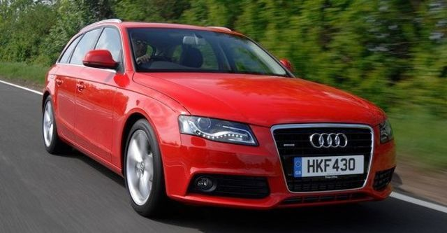 2008 Audi A4 Avant 2.0 TDI  第1張相片