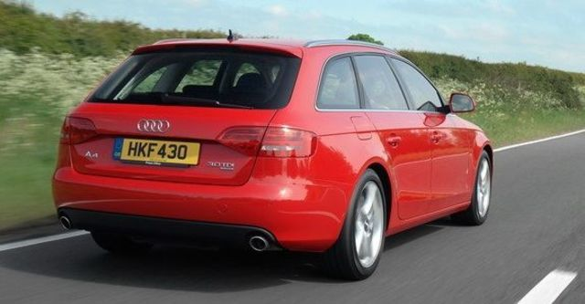 2008 Audi A4 Avant 2.0 TDI  第3張相片