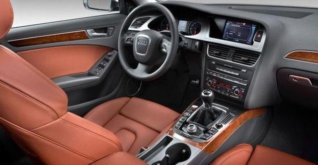 2008 Audi A4 Avant 2.0 TDI  第4張相片