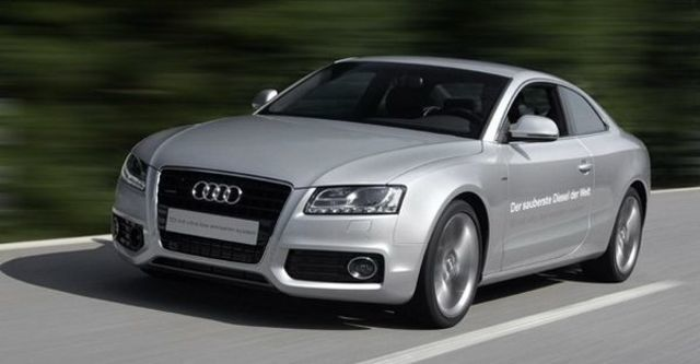 2008 Audi A5 3.2 Quattro  第2張相片