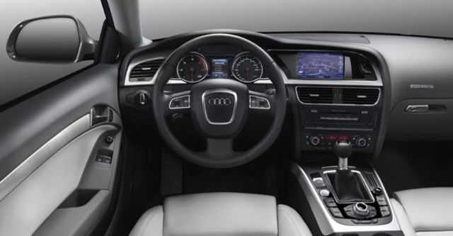 2008 Audi A5 3.2 Quattro  第4張相片